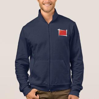 China Brush Flag Jacket