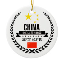 China Ceramic Ornament