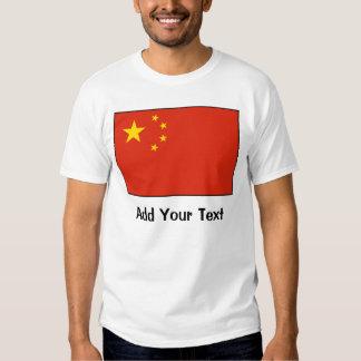 China – Chinese Flag Shirt