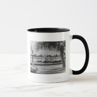 China Clipper Mooring on Hawaiian Island Mug