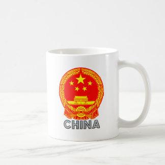 China Coat of Arms Mug