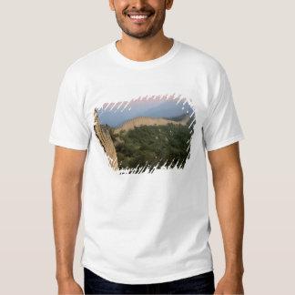 China, condado de Huairou, sección de Mutianyu de Camisas