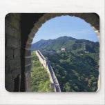 China, condado de Huairou, sección de Mutianyu del Alfombrilla De Ratón