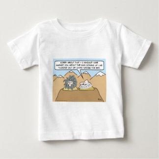 china cross the bay sun dawn thunder kipling baby T-Shirt