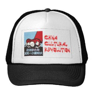 China Cultural Revolution Poster 5 Trucker Hat