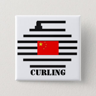 China Curling Button