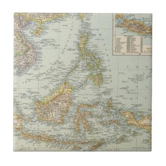 China de Indo y archipiélago del malasio Teja Ceramica