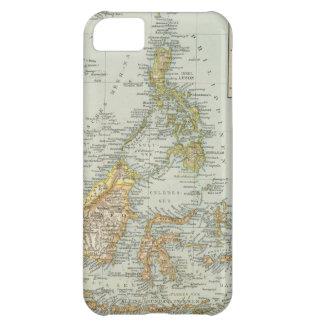 China de Indo y archipiélago del malasio Carcasa Para iPhone 5C