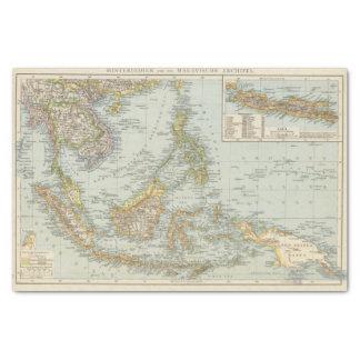 China de Indo y archipiélago del malasio