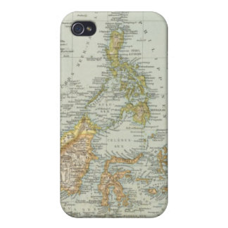 China de Indo y archipiélago del malasio iPhone 4/4S Carcasas