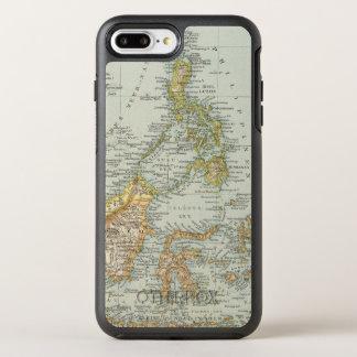China de Indo y archipiélago del malasio Funda OtterBox Symmetry Para iPhone 7 Plus