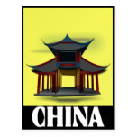 China Design Postcards