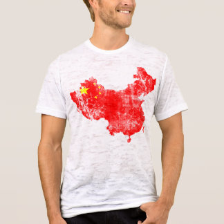 China Distressed shirt