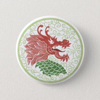 China dragon button
