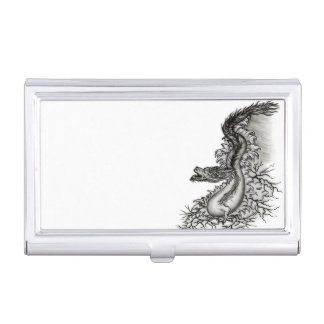 China Dragon in Tattoostyle Case For Business Cards