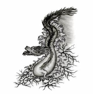 China dragon - magnet