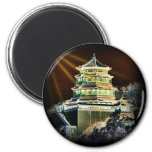 China Dreams Magnet 2 Inch Round Magnet