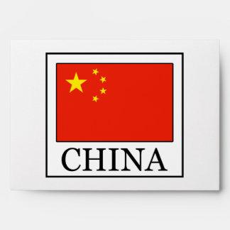 China Envelope