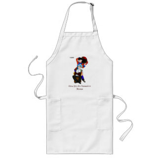 China Fifty Six Nationalities(Maonan) Apron