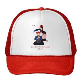 China Fifty Six Nationalities (Monba) Hat