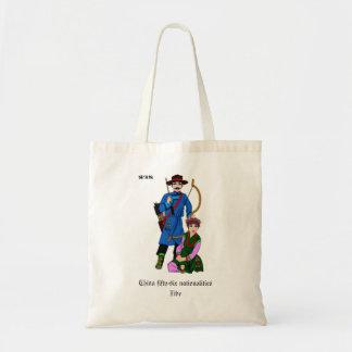 China fifty-six nationalities (Xibe)  锡伯族 Bag