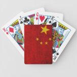 CHINA FLAG BARAJA CARTAS DE POKER