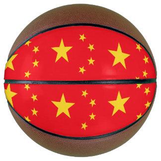 China Flag Basketball