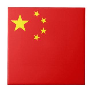 China Flag Ceramic Tile