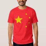 "China Flag ""Classic"" T-Shirt"
