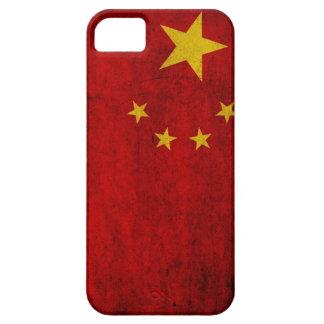 CHINA FLAG iPhone 5 FUNDA