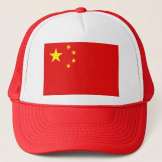 China Flag Hat