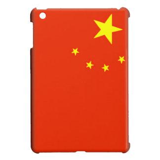 China Flag iPad Mini Covers