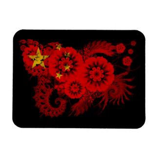 China Flag Magnet