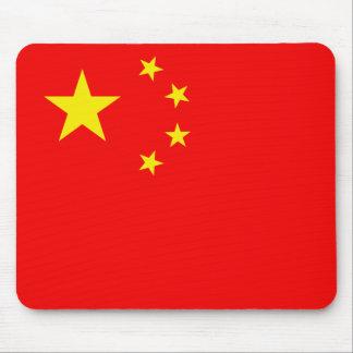 China Flag Mouse Pad