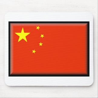 China Flag Mousepads