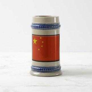 China Flag Coffee Mugs