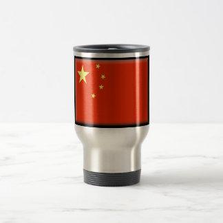 China Flag Mugs