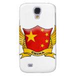 China Flag Samsung Galaxy S4 Case