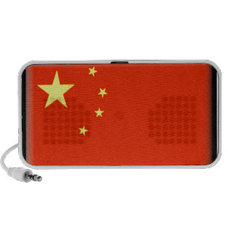 China Flag Portable Speakers