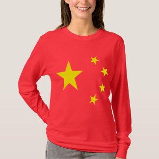 China Flag Star T-Shirt