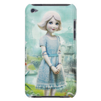 China Girl 1 iPod Touch Cover