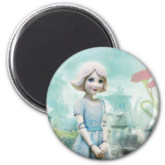 China Girl 1 Magnet