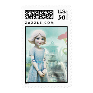 China Girl 1 Postage