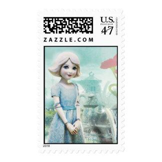 China Girl 1 Stamp