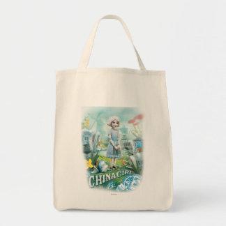 China Girl 1 Tote Bag
