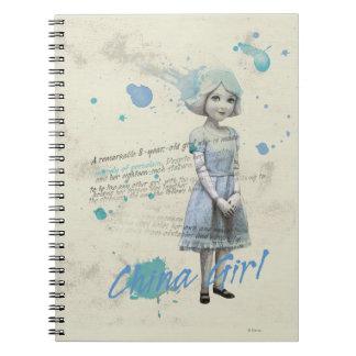 China Girl 2 Notebook