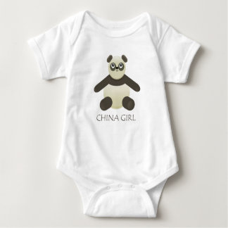 China Girl Infant Creeper