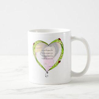 China Girl Ladybug mug