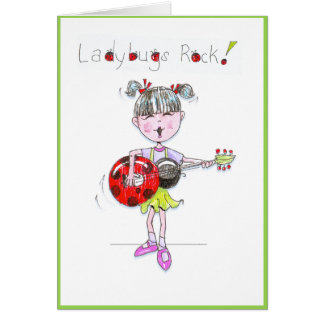 China Girl Notecard Stationery Note Card