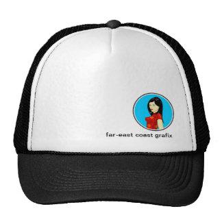 China Girl Trucker Hat